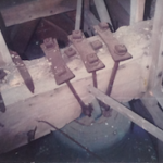 Bell hanging joist